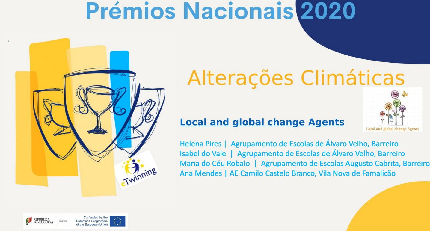 local and global change agents eTwinning